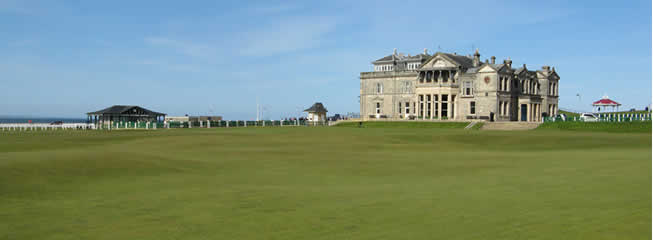 Royal and Ancient Clubhouse