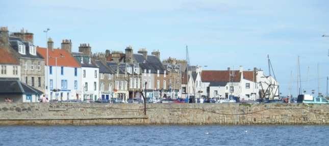Anstruther seafront